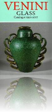 Venini Glass - Catalogue 1921-2007